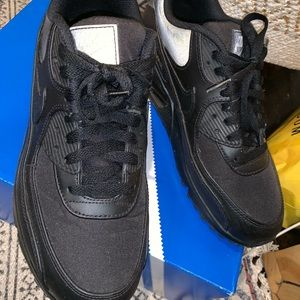Nike air max reflexive black